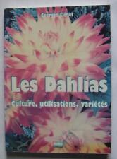 Les dalhlias de Georges Clénet