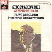 Shostakovich: Symphony No. 10 in E Minor Op. 93