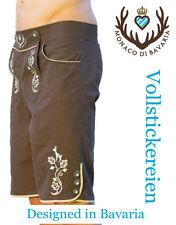 Originell, Tracht, Lederhose, Shorts, Bermudashorts, Badehose, Badelederhose,