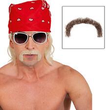 HULK HOGAN Barba Roquero bigote MOTO bigote Gángster Schnauzer oliba