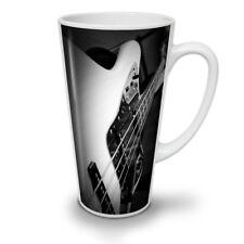 Bass Guitar Jazz Music NEW White Tea Coffee Latte Mug 12 17 oz | Wellcoda