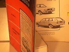 REVUE TECHNIQUE VOLKSWAGEN PASSAT L/LS/TS 1300/1500  1973/74
