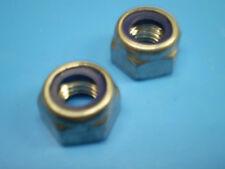 In acciaio inox V2A autobloccante ferma dado M2 DIN 985 - M20 acciaio inox VA