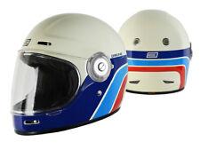 Helm Vega Classic White Retro Classic Integral