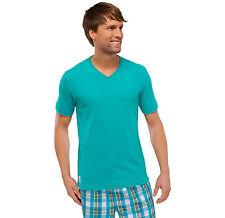 Schiesser Men's Mix & Relax Short Sleeve T-Shirt 48-66 S-7XL Leisure Shirt