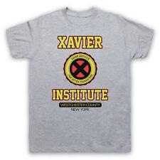 X-MEN XAVIER INSTITUTE NEW YORK UNOFFICIAL T-SHIRT MENS LADIES KIDS SIZES & COLS