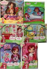 #02 Strawberry shortcake-emily erdbeer-aussuchen : Set de jeux avec poupée /