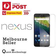 Genuine Tempered Glass Screen Protector/Film for Google Nexus 5X 6P LG Huawei
