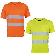 4XL orange PORTWEST RT23ORR4XL RT23-Warnschutz-T-Shirt nach GO//RT