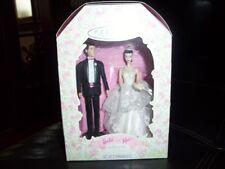 Barbie & Ken Wedding Day Hallmark Keepsake Ornament MIB
