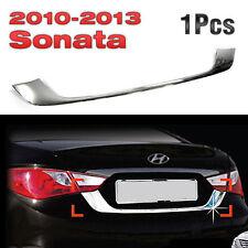 Chrome Rear Trunk Garnish Molding Cover C751 For HYUNDAI 2011-2014 Sonata YF i45