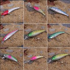 Fishing Wobblers Lifelike Fishing Lure Swimbait Hard Bait Artificial Lures GA