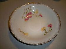 """New Jersey Pottery Company China Bowl 10"""". 1869-1883"""