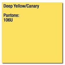 160 GSM A4 Coloraction CARTA COLORATA x risme di 250 Fogli-Mid GIALLO CANARINO