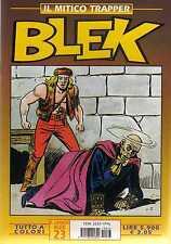 BLEK - IL MITICO TRAPPER - ED. EUROPA - NUMERO 23