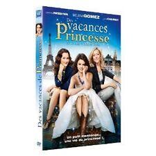 DVD *** DES VACANCES DE PRINCESSE *** avec Selena Gomez, Katie Cassidy, ...