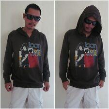 JOAN JETT BLACKHEARTS Men's Hoodie Jumper Sweater T-Shirt Dark Gray M,L,XL New