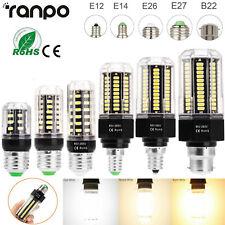 LED Corn Light Bulb E27 E14 E26 E12 B22 5W-15W Super Bright High Quality Lamp ST