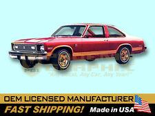 1977 1978 1979 Chevrolet Nova Rally Decals & Stripes Kit