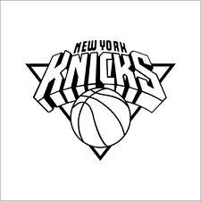 Decal Vinyl Truck Car Sticker - Basketball NBA New York Knicks