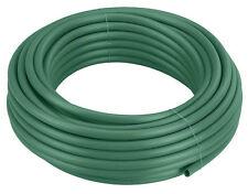 Guaina PVC Flessibile diametro 6mm colore Tubo Verde per Cavi Auto Moto Camion