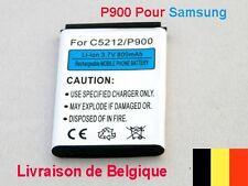 Batterie AB553446BE  Pour Samsung GSM : B100 / B2100 / i320 / M110 / P900