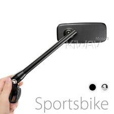 Motorcycle mirrors Classic Plus longer stem for fairing mount sportbikes
