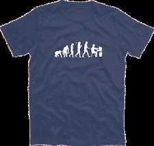 Standard Edition Soziale Netzwerke social networks Evolution T-Shirt S-XXXL