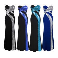 Angel-fashions Women's  Strapless  Sweetheart  Criss-Cross  Evening Dress  331