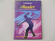 Sopris West Language! eReader CD-ROM Book F 2009 NEW 1602187169