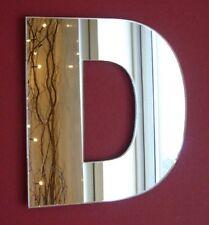 Zeitgenössisch Buchstabe D Spiegel