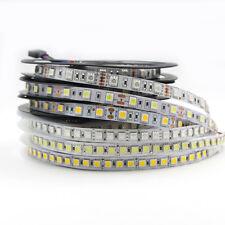 led flexible strip light 5050 5054 SMD 5M 12V Warm White rgb Stripe Tape lamp