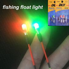 coulissant Indicateur Lampe à batterie cr311 Annexe flottante Flotteur de pêche