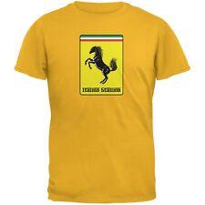 Italian Stallion Gold Adult T-Shirt