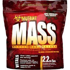 2 Bags MUTANT MASS (2x 2270g; 1,36eur/100g) + Voucher