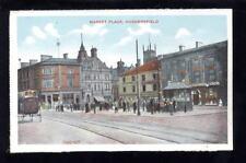 Yorks HUDDERSFIELD Market early PPC