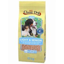 Classic Dog Light-Senior Hunde-Trockenfutter versch.Größen