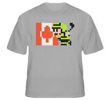 NES Ice Hockey Classic sochi olympics Canada T shirt