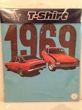 Capri 1969 T-shirt Schwer Schwer 100% Baumwolle Brand Neu