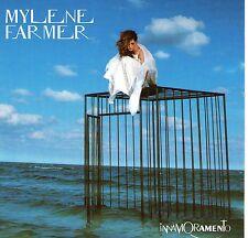 CD MYLENE FARMER INNAMORAMENTO 13T DE 1999 TBE
