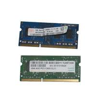 2GB  PC3-12800S DDR3 1600Mhz  1RX8 204Pins Laptop RAM Memory