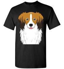 Kooikerhondje Dog Cartoon T-Shirt Tee - Men Women Ladies Youth Kids Tank Long