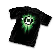 Green Lantern Symbol Will Lantern Corps DC Comics Adult T Shirt