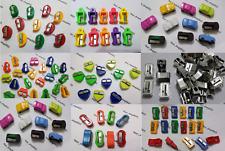 12 plástico Sacapuntas Muchos Colores Oficina Y Escuela, gran valor Gratis P&P