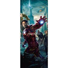 Adesivo bambino porta Avengers Iron Man ref 15173 15173
