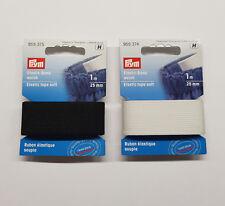 Elastic - Band weich Prym 1 m Gummiband 25 mm breit Stück € 2,90