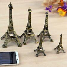 Classic Paris Eiffel Tower Model Figurine Travel Souvenirs Art Crafts Home Decor