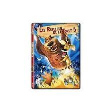 DVD *** LES REBELLES DE LA FORET 3 ***  ( neuf emballé )
