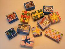 Playmobil - Geschenke - Kartons klein für Figuren - Pakete . Weihnachtsgeschenke
