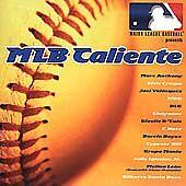 Mlb Caliente Various Artists MUSIC CD